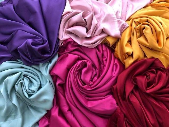 các laoij vải may mặc