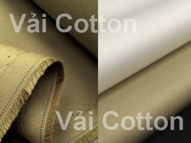 ưu điểm vải cotton